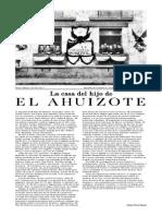 Ahuizote Periódico - Austin Feb 2014