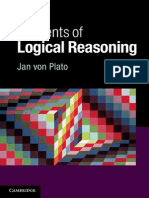 Von Plato J.-elements of Logical Reasoning-CUP (2014)