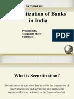 Securitisation..