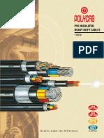 PDF LV PVC Cables