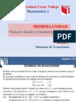 Pptsesion 03 Sistemas de Ecuaciones