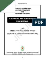 III B.tech.(EEE) II Sem-Syllabus Book
