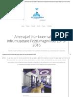 Amenajari Interioare Saloane Infrumusetare Poze,Imagini Idei 2015-2016