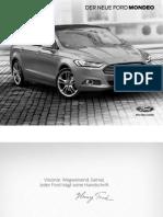 Preisliste - Der Neue Ford Mondeo