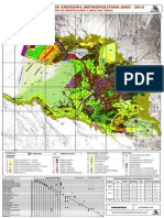 Plan Director Zonificación de Arequipa 2002 - 2015
