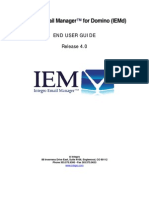 ERM End User Guide With ICC