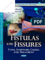 Fistulas and Fissures- Types, Symptoms, Causes, And Treatment - Pavlovich, Dmitri