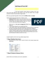 Cara Membuat Mail Merge di Word 2007.doc