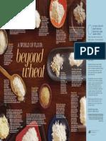 A World of Flour, Beyond Wheat
