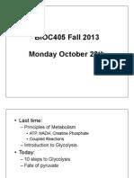 L14_1 Biochemistry 2014