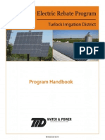 Turlock Irrigation District - Solar Rebate Program