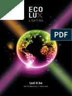 201406 Ecolux Catálogo Junio 2014