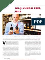 Romanii Nu-si Cunosc Prea Bine Vinurile - Editia Nr.180