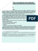 Tema 4. La Planificacion Contable y Su Mecanizacion