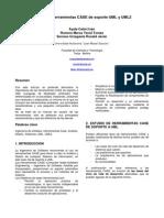 Estudio de Herramientas CASE de Soporte a UML y UML2