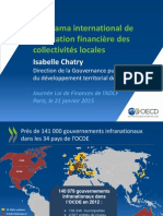 Support Isabelle Chatry, OCDE