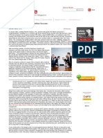 Achieving the Promise of Acquisition Success_ Designing the Human Factor _ PM EZine