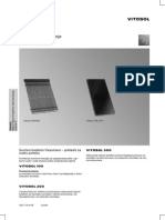 Vitosol-upute Za Projektiranje