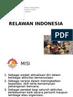 Relawan Indonesia JBR