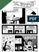 Comic Malala