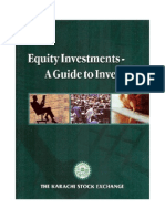 Guide to Investors
