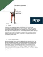 Manajemen Fisioterapi Sindrom Piriformis