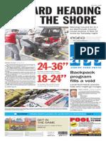 Asbury Park Press front page Monday, Jan. 26 2015