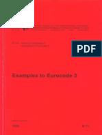 Eccs Examples Do Eurocode 3 - 1993