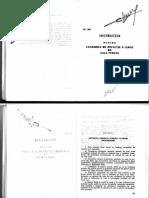 Instructia 303/1989 - pentru lucrările de refacție a liniei de cale ferată
