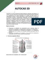Manual básico AutoCad