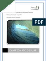 Campeonato de Surf Projecto Final