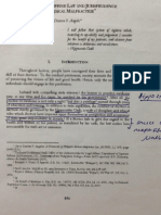 Philippine Law Journal-Practice of Medicine