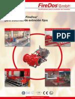 FireDos Sistema de Proporcionamiento de Espuma