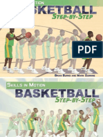 Basketball Step-By-Step Skills in Motion (2009)[Brian Burns, Mark Dunning]