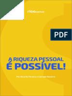 eBook a Riqueza Pessoal e Possivel