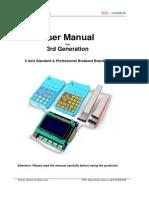 3rd 5Axis Breakout Board Set User Manual