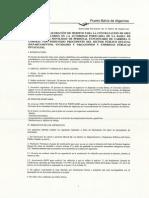 Bases Policias Portuarios Algeciras