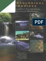 Hydrological Recipes Australia
