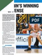 Spains Winning Offence FIBA
