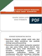 PPT Ekologi Biotik
