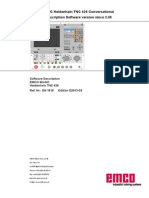 HeidenhainTNC426 Mill en D 01