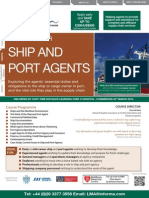 FLP2443 Diploma for Ship & Port Agents HA101