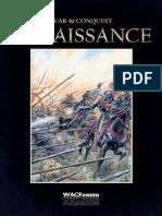 WAC Armies Book Renaissance V1