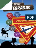 Tarjeta de Clases Integradas de Conquistadores DSA 2014