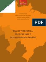 MDA Anlise Territorial 2013