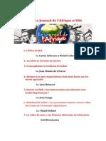 Journal de l'Afrique n°6