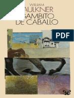 Gambito de Caballo - William Faulkner