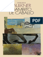 Gambito de Caballo - William Faulkner