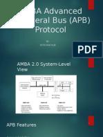 AMBA APB Protocol