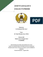 PRESUS IKA_Demam Typhoid